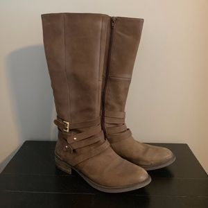 Steve Madden Albany Boots Brown